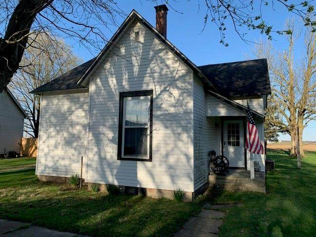 208 S Harding Street, Linden, IN 47955 (MLS #21777779) :: Mike Price Realty Team - RE/MAX Centerstone