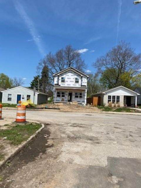 1302 W 25th Street, Indianapolis, IN 46208 (MLS #21777909) :: The Evelo Team