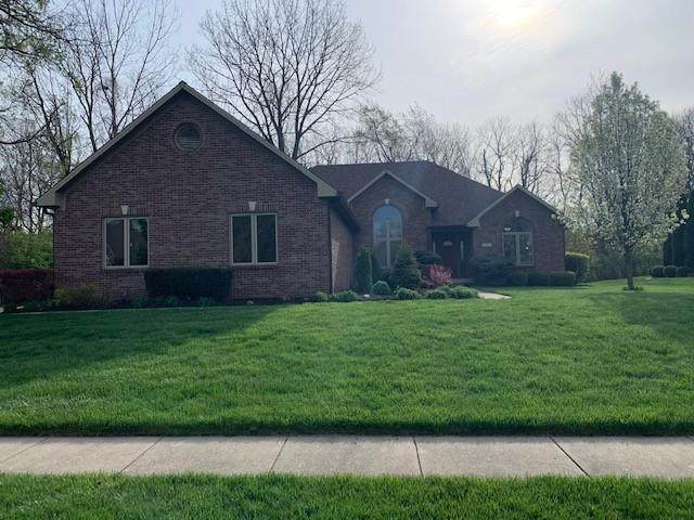 101 Southwind Lane, Greenwood, IN 46142 (MLS #21778253) :: Heard Real Estate Team | eXp Realty, LLC