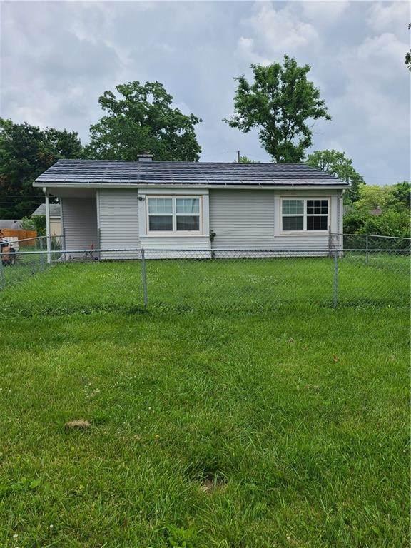 3825 N Sherman Drive, Indianapolis, IN 46226 (MLS #21778286) :: Ferris Property Group