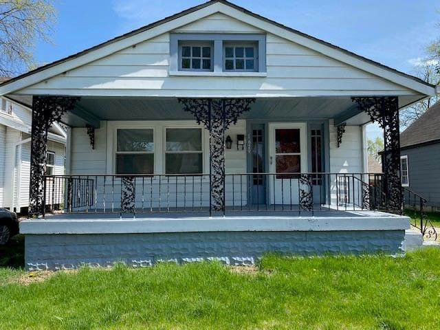 1629 Sharon Avenue, Indianapolis, IN 46222 (MLS #21778514) :: AR/haus Group Realty