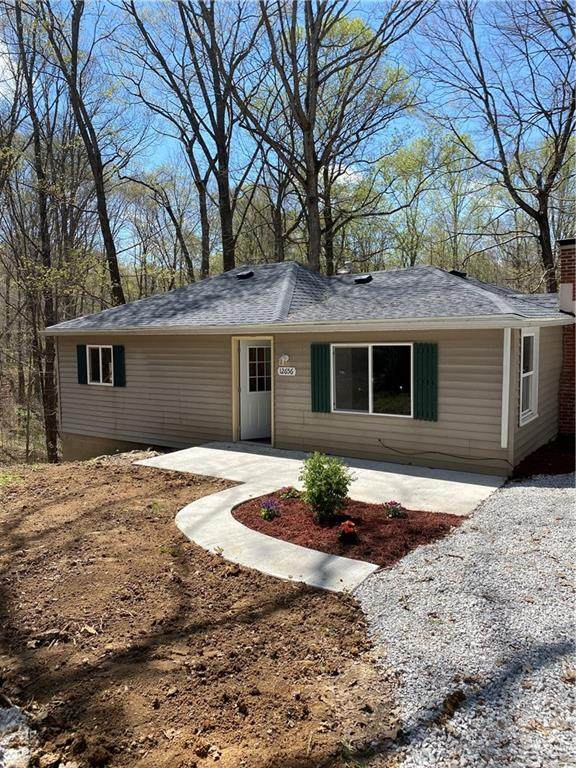 12656 S County Road 375 West, Cloverdale, IN 46120 (MLS #21778660) :: The Indy Property Source