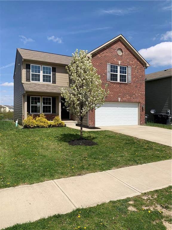 9622 W Quarter Moon Drive, Pendleton, IN 46064 (MLS #21778693) :: Ferris Property Group