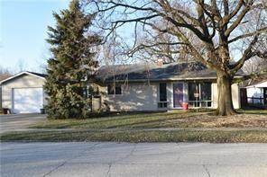 660 S Alpha Avenue, Brownsburg, IN 46112 (MLS #21778790) :: The Evelo Team