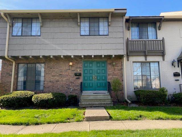 8016 Cheswick Drive, Indianapolis, IN 46219 (MLS #21778957) :: RE/MAX Legacy