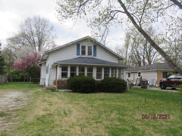 2224 N Elizabeth Street, Indianapolis, IN 46219 (MLS #21779008) :: David Brenton's Team