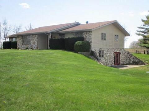 10965 N 300 E, Alexandria, IN 46001 (MLS #21779108) :: The ORR Home Selling Team