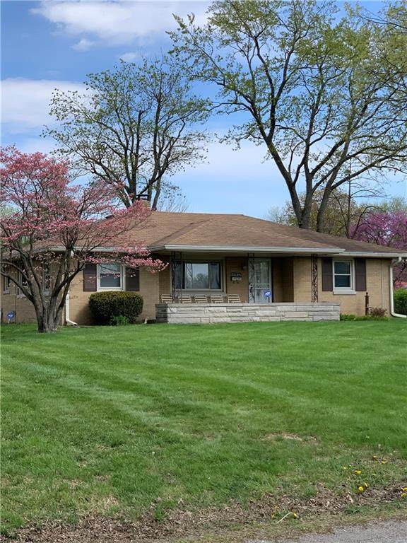 3235 Bonham Drive, Indianapolis, IN 46222 (MLS #21779110) :: The Evelo Team