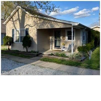 126 N John Street, Pendleton, IN 46064 (MLS #21779126) :: AR/haus Group Realty