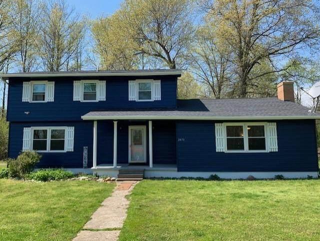 2470 Barnhardt Road, West Terre Haute, IN 47885 (MLS #21779275) :: Ferris Property Group
