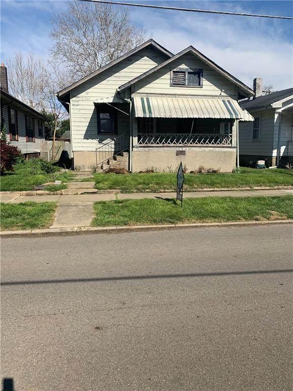 518 S Miller Street, Shelbyville, IN 46176 (MLS #21779288) :: Richwine Elite Group