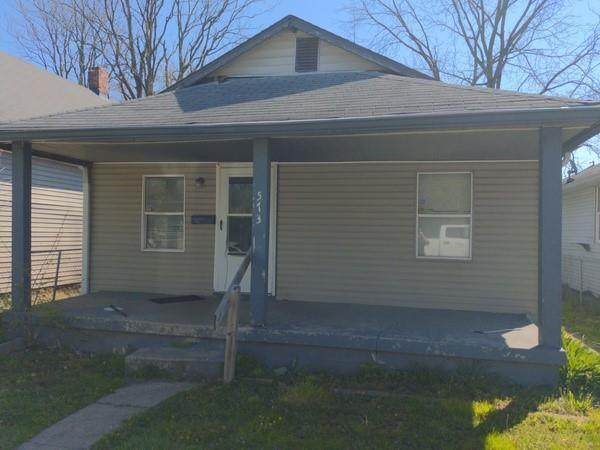 573 Lynn Street, Indianapolis, IN 46222 (MLS #21779503) :: RE/MAX Legacy