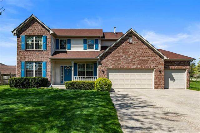 13050 Coyote Run, Fishers, IN 46038 (MLS #21780991) :: Anthony Robinson & AMR Real Estate Group LLC