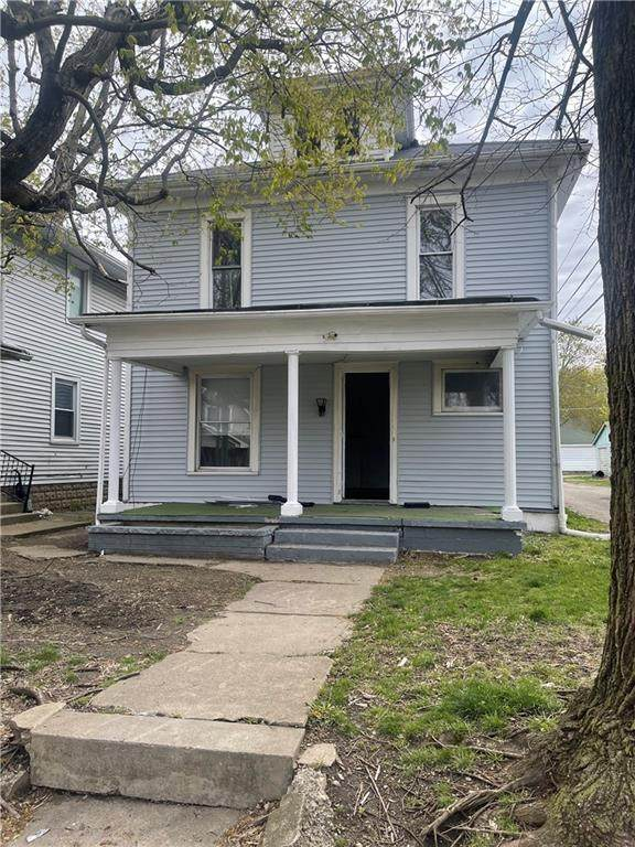 1314 Fletcher Street, Anderson, IN 46016 (MLS #21781021) :: Anthony Robinson & AMR Real Estate Group LLC