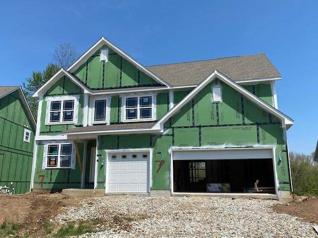 4960 Harris Place, Greenwood, IN 46142 (MLS #21781028) :: The Evelo Team