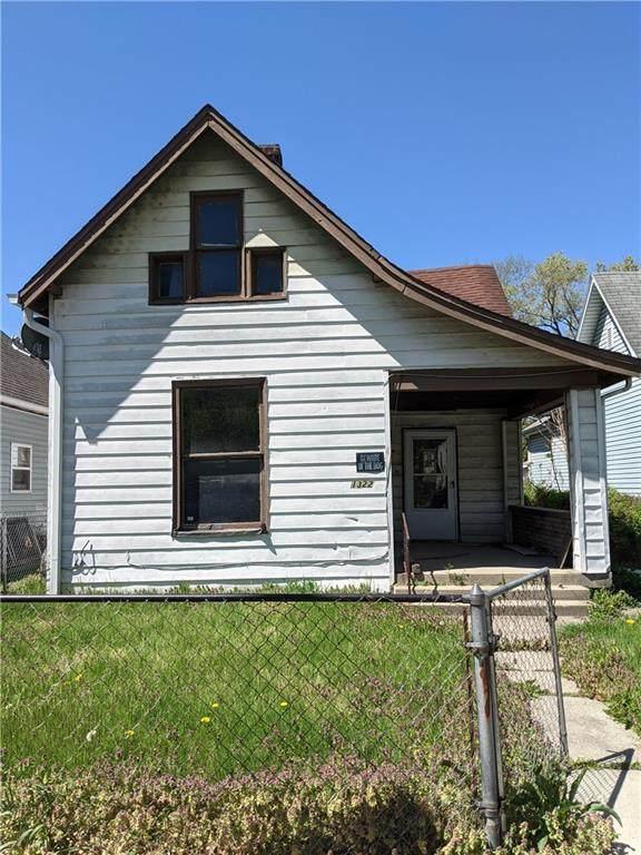 1322 Villa Avenue, Indianapolis, IN 46203 (MLS #21781302) :: RE/MAX Legacy