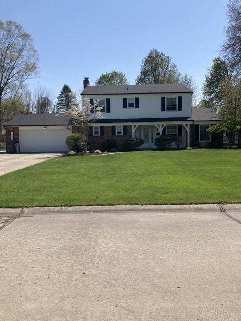 3433 Berkeley Road, Anderson, IN 46011 (MLS #21781838) :: Mike Price Realty Team - RE/MAX Centerstone