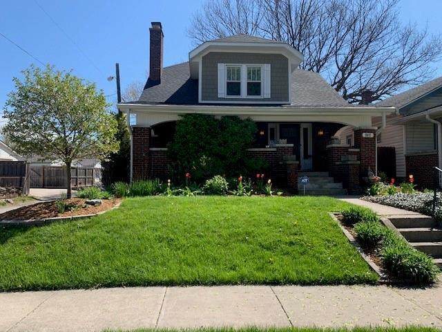 2617 Napoleon Street, Indianapolis, IN 46203 (MLS #21781869) :: Anthony Robinson & AMR Real Estate Group LLC