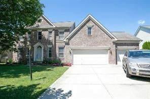 11818 Silverado Drive, Fishers, IN 46037 (MLS #21781950) :: Heard Real Estate Team | eXp Realty, LLC