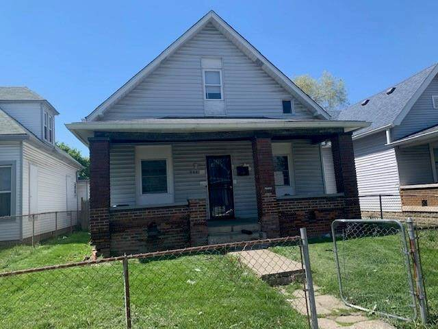944 N Oakland Avenue, Indianapolis, IN 46201 (MLS #21782180) :: Mike Price Realty Team - RE/MAX Centerstone
