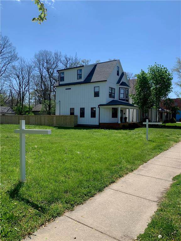 2431 N College Avenue, Indianapolis, IN 46205 (MLS #21782229) :: RE/MAX Legacy