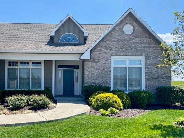 1100 Foxview Court, Franklin, IN 46131 (MLS #21782370) :: AR/haus Group Realty