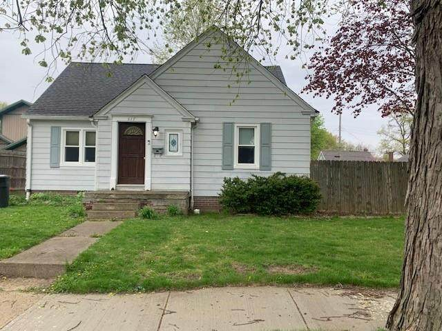 517 S 27th Street, Lafayette, IN 47904 (MLS #21782815) :: Mike Price Realty Team - RE/MAX Centerstone