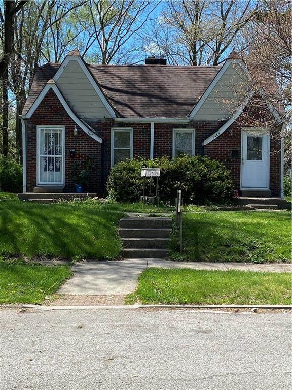 1462 N Gladstone Avenue, Indianapolis, IN 46201 (MLS #21782905) :: Heard Real Estate Team | eXp Realty, LLC