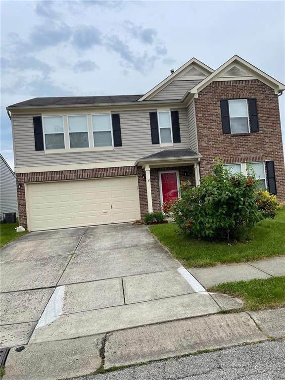 7407 Sedgewick Way, Indianapolis, IN 46256 (MLS #21783310) :: Heard Real Estate Team | eXp Realty, LLC