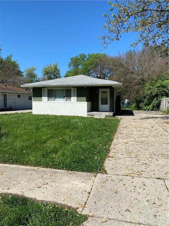 3150 N Bancroft Street, Indianapolis, IN 46218 (MLS #21783442) :: Mike Price Realty Team - RE/MAX Centerstone