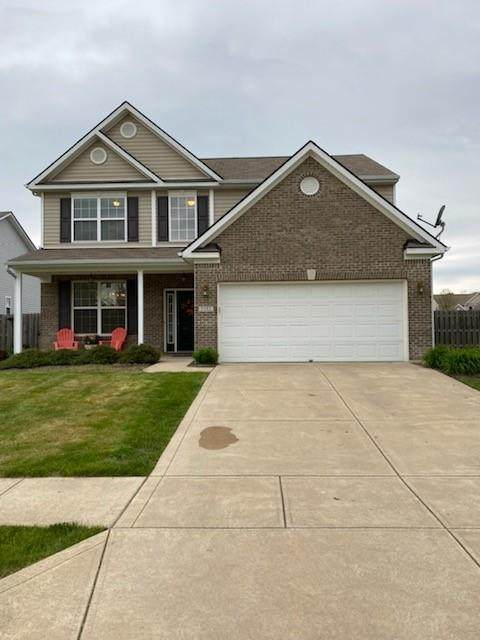 5382 Ralfe Road, Indianapolis, IN 46234 (MLS #21783547) :: The Evelo Team