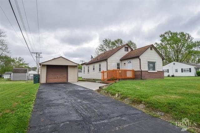1816 N Reserve Street, Muncie, IN 47303 (MLS #21783632) :: The ORR Home Selling Team