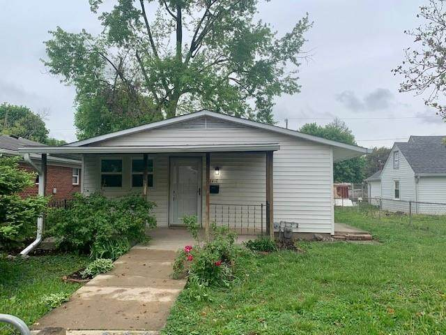2410 Saint Paul Street, Indianapolis, IN 46203 (MLS #21783639) :: RE/MAX Legacy