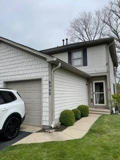 6048 S Bay Drive, Indianapolis, IN 46250 (MLS #21783650) :: Richwine Elite Group