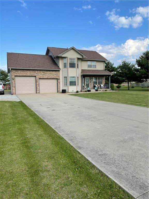 6969 N County Road 50 W, Lizton, IN 46149 (MLS #21783949) :: Anthony Robinson & AMR Real Estate Group LLC
