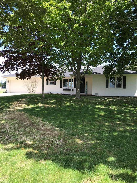 118 S 500 W, Anderson, IN 46011 (MLS #21784005) :: Mike Price Realty Team - RE/MAX Centerstone