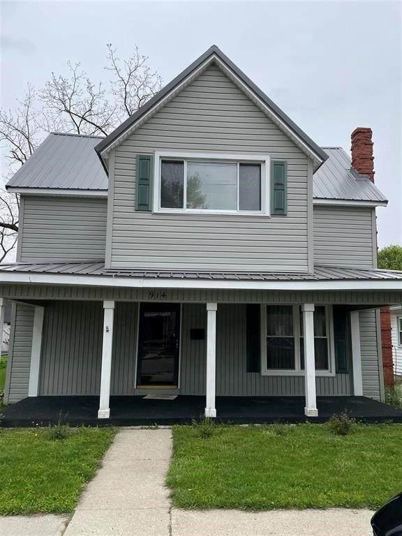 914 W Elm Street, Hartford City, IN 47348 (MLS #21784196) :: The ORR Home Selling Team