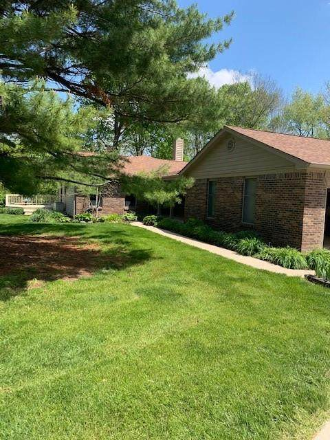 160 Mill Creek Rd, Noblesville, IN 46062 (MLS #21784205) :: Richwine Elite Group