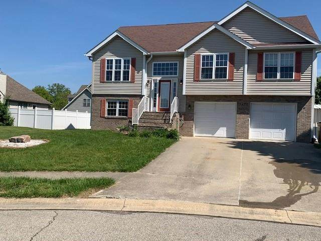 5822 Madison Court, Columbus, IN 47203 (MLS #21784257) :: Heard Real Estate Team | eXp Realty, LLC