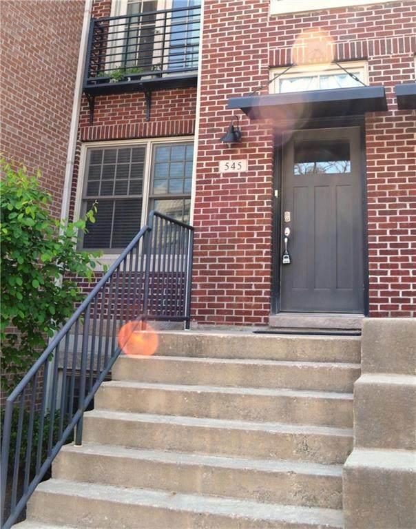 545 N Park Avenue, Indianapolis, IN 46202 (MLS #21784464) :: Keller & Corbett Real Estate