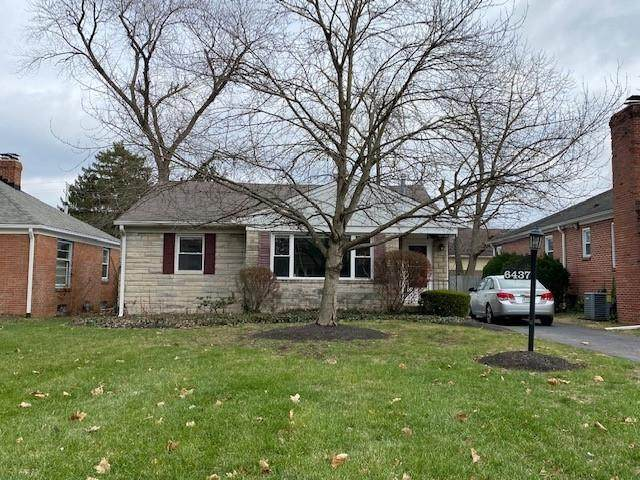 6437 N Broadway Street, Indianapolis, IN 46220 (MLS #21784517) :: Mike Price Realty Team - RE/MAX Centerstone