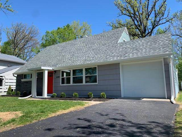 6048 Meadowlark Drive, Indianapolis, IN 46226 (MLS #21785118) :: Mike Price Realty Team - RE/MAX Centerstone