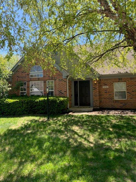 6761 Hunters Green Way, Indianapolis, IN 46278 (MLS #21785303) :: Heard Real Estate Team | eXp Realty, LLC