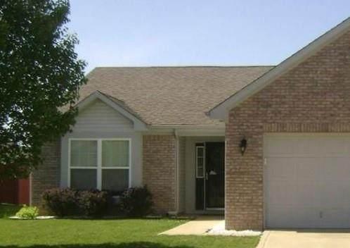 3463 Enclave Lane, Greenwood, IN 46143 (MLS #21785319) :: Richwine Elite Group