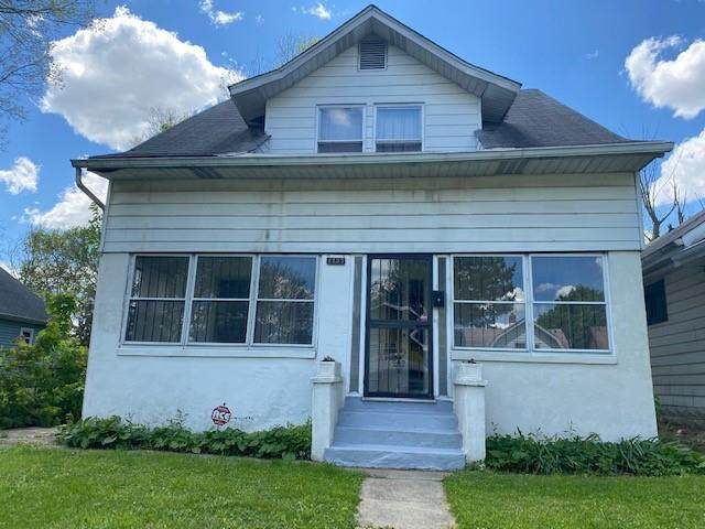 1137 W 34th Street, Indianapolis, IN 46208 (MLS #21785408) :: Mike Price Realty Team - RE/MAX Centerstone