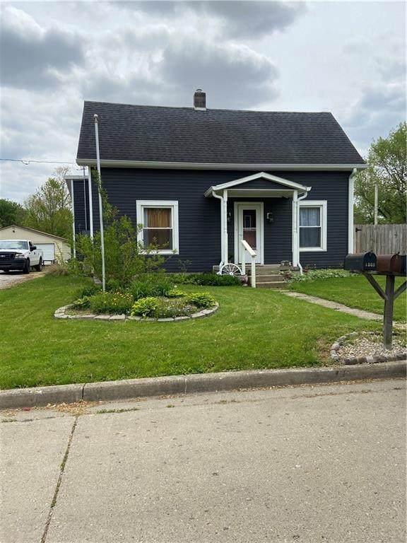 1805 Delaware Street, Crawfordsville, IN 47933 (MLS #21785554) :: The ORR Home Selling Team