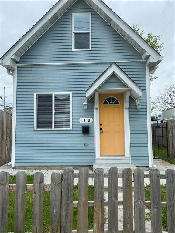 1418 S East Street, Indianapolis, IN 46225 (MLS #21785593) :: HergGroup Indianapolis