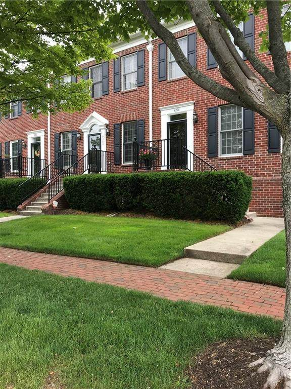 4204 Heyward Place, Indianapolis, IN 46240 (MLS #21786247) :: RE/MAX Legacy