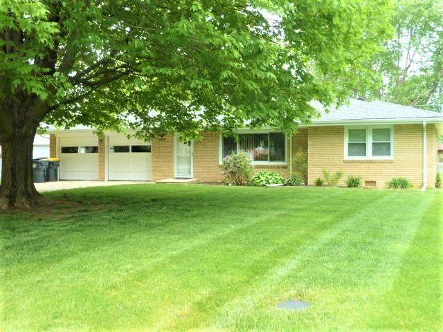 820 Hattie Drive, Anderson, IN 46013 (MLS #21786537) :: Mike Price Realty Team - RE/MAX Centerstone