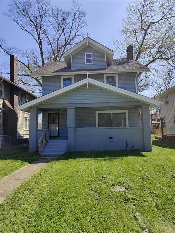 3635 Birchwood Avenue, Indianapolis, IN 46205 (MLS #21786567) :: Dean Wagner Realtors